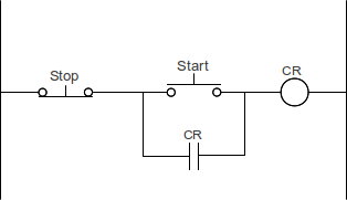 Hold Relay Schematic on push on start stop diagram